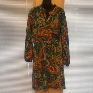 Tracy Negoshian large dress.